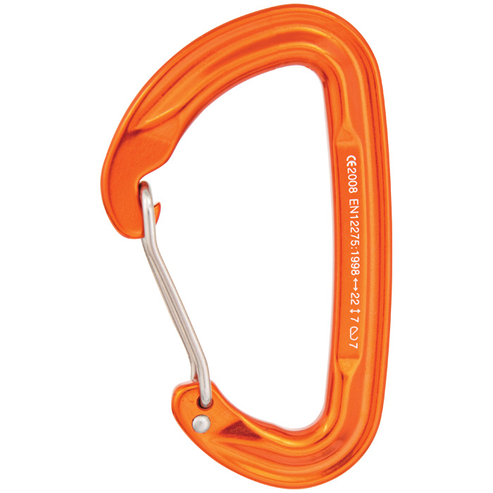 Cypher Firefly II Wire Gate Carabiner