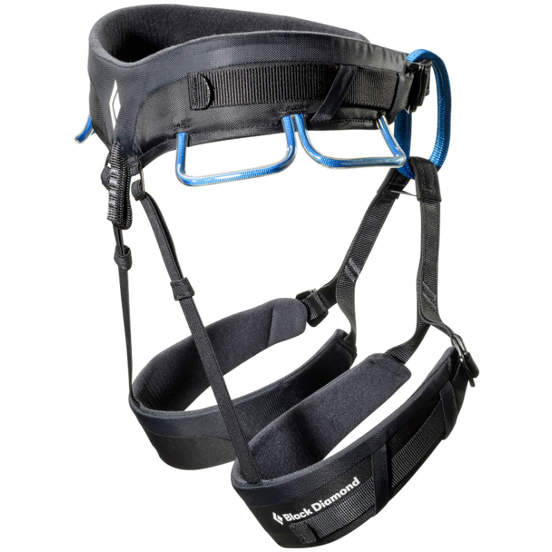 Black Diamond Momentum DS Harness Side View
