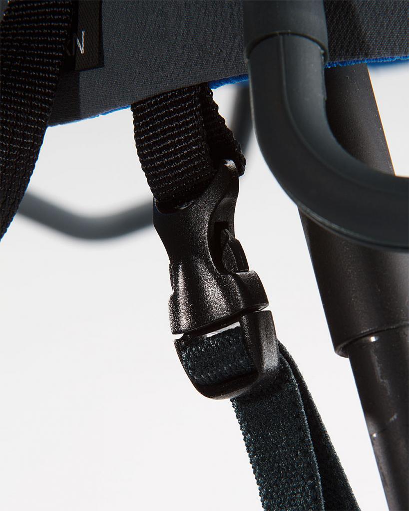 Arcteryx I340a climbing harness drop seat