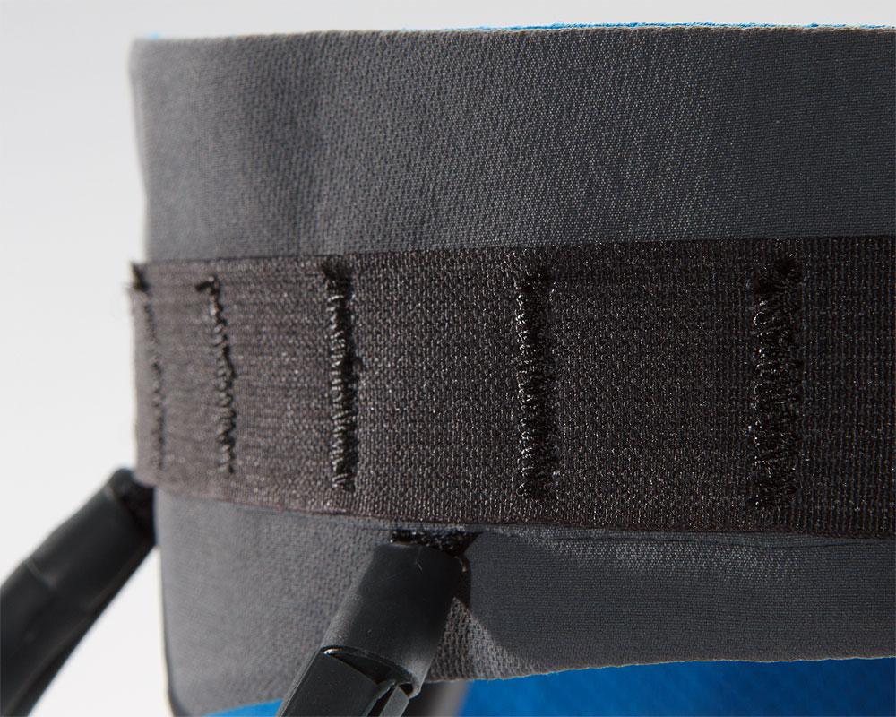 Arcteryx I340a climbing harness ice clip loops