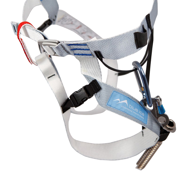 Blue Ice Choucas Climbing Harness Gear Loops