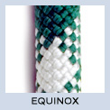 New England Ropes 10.2mm Equinox 60m Dry Close View