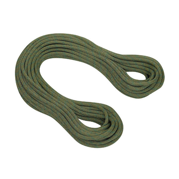 Mammut 10.1mm Gym Rope Green