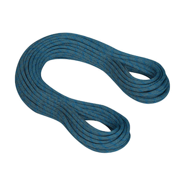 Mammut 10.1mm Gym Rope Blue