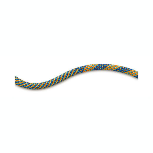 Mammut 9.5mm Infinity Bipattern Yellow