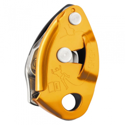 Petzl GriGri2 Orange (looks Gold to us)