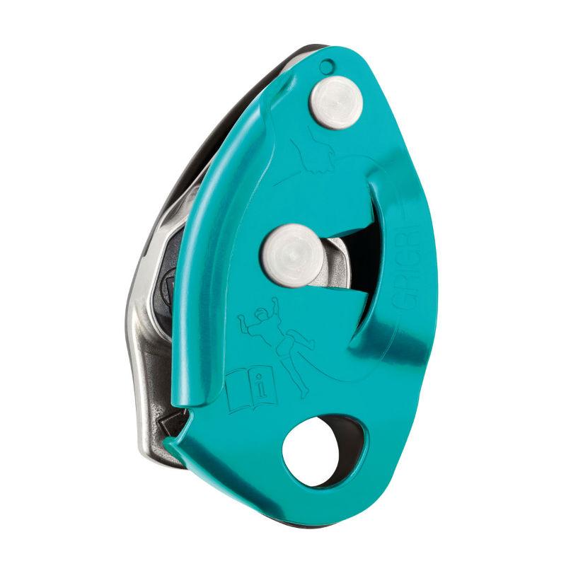 Petzl GriGri2 Turquoise