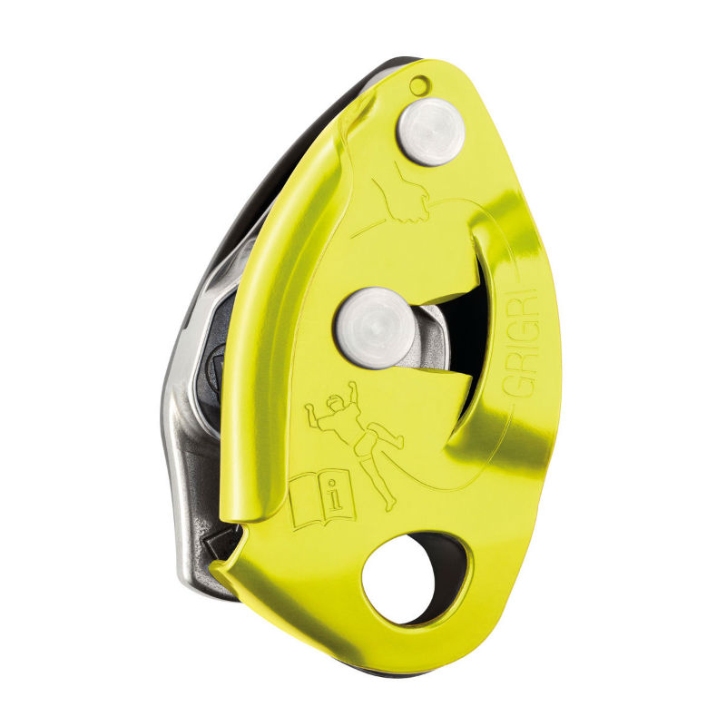Petzl GriGri2 Yellow