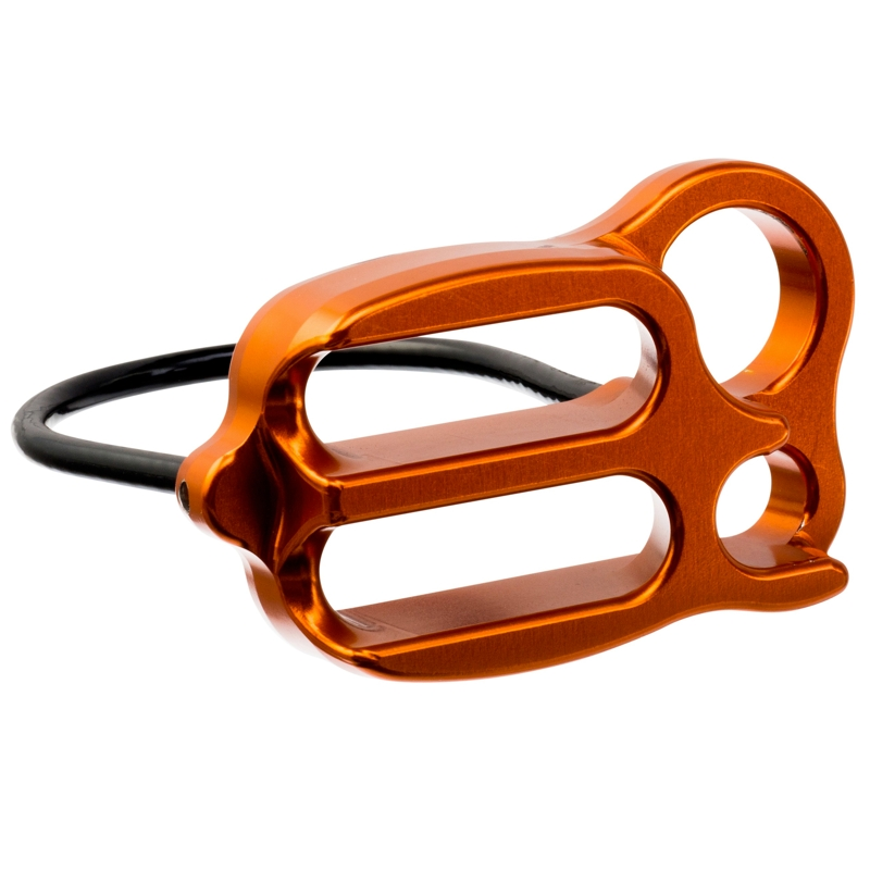 SMC Spire Belay Device Side
