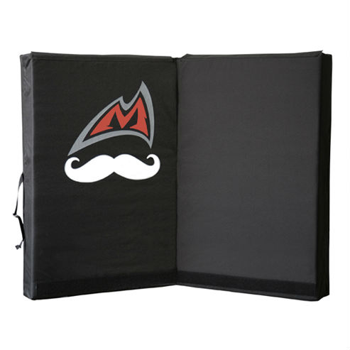 Mad Rock Mustache Mad Pad Open View