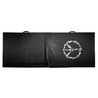 Red Chili Monster Crash Pad with velcro