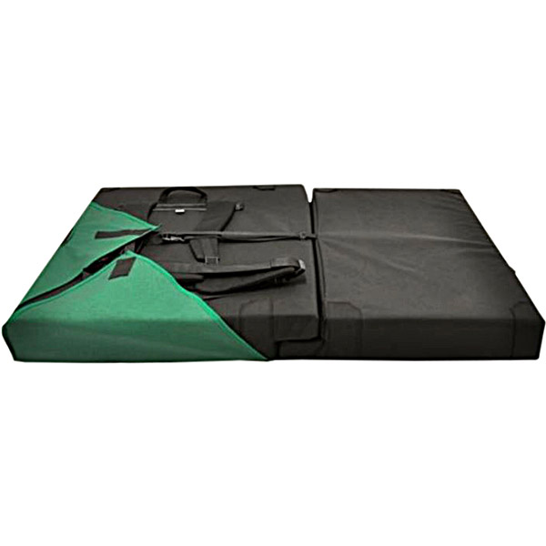 Stonelick Climbing Yose Bouldering Pad Full Open  Back View