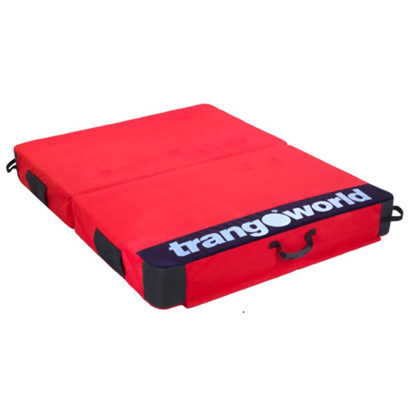 Trangoworld Crash Pad Veider 5.0 Full Open View