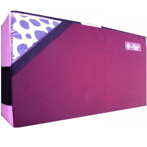 Vcrux Satellite Half Crash Purple Pad Full Open View