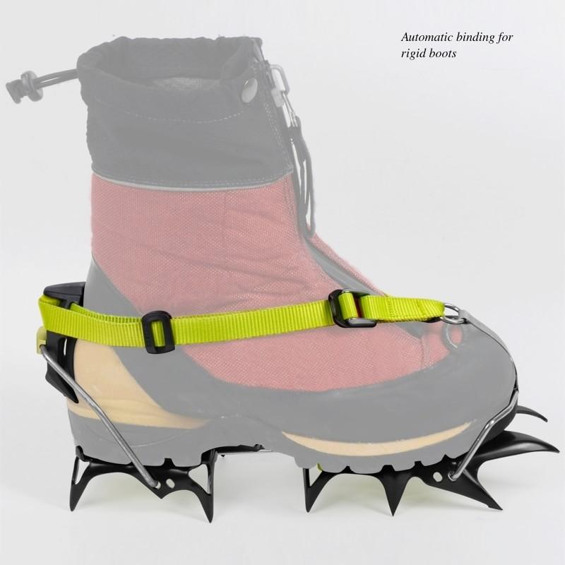 Edelrid Shark Crampon Rigid Boot