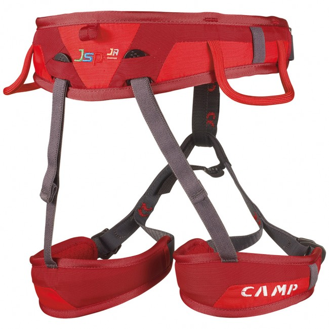 CAMP Jasper JR Red Back