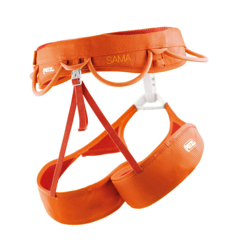 Petzl Sama Back View
