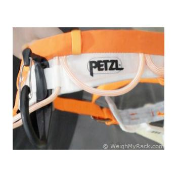 Petzl Sitta Harness Ice Clip Slot