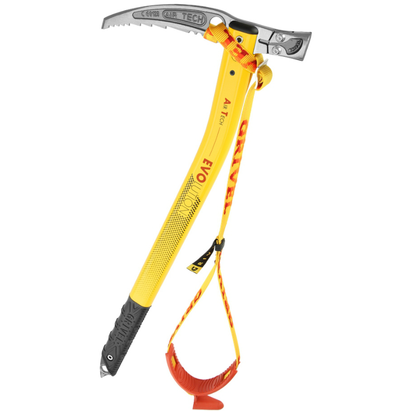 Air Tech Hammer W/Leash Ice Axe