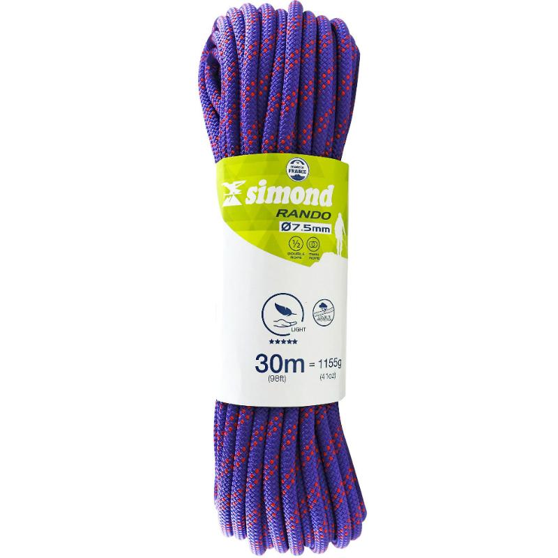 Simond 7.5mm Hiking 30m