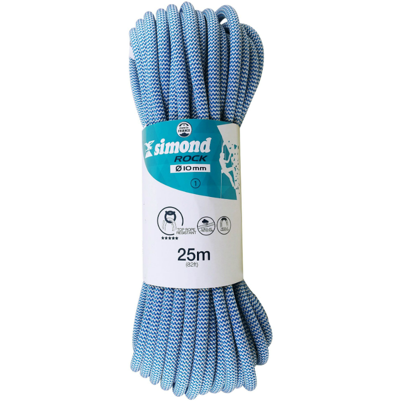 Simond 10.0mm Rock 25m Rope