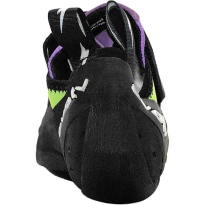 Evolv Shaman LV Women's Climbing Shoe Back