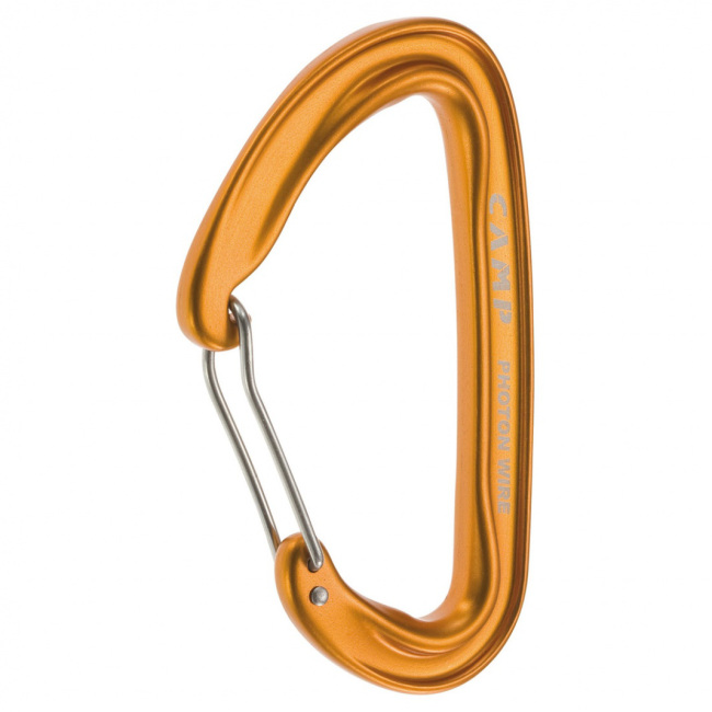 CAMP Photon Wire Straight Gate Orange