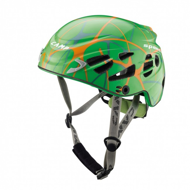 CAMP Speed Helmet Green