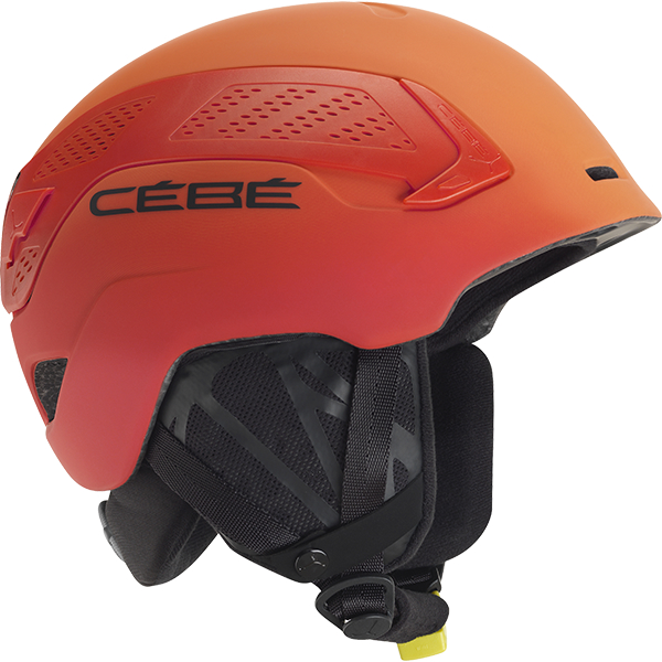 Cebe Trilogy Helmet Orange