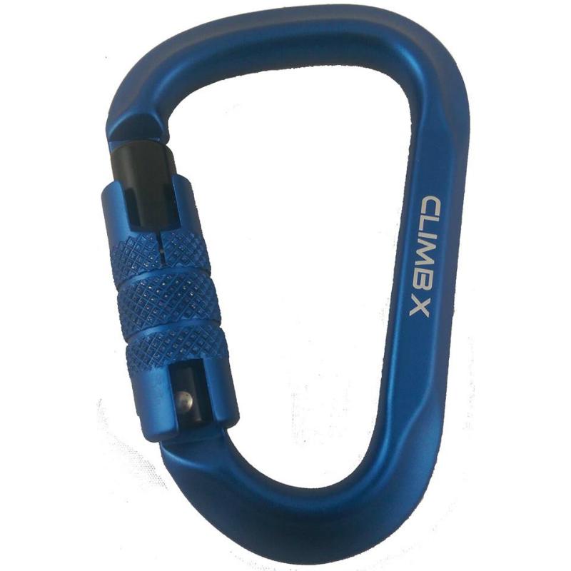 Climb X Ultra HMS Triple Lock Blue