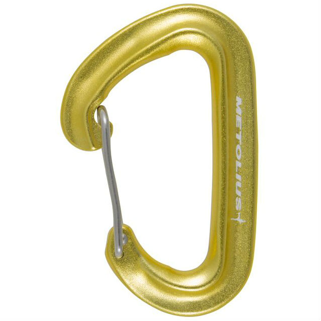 Metolius FS Mini Carabiner Full View