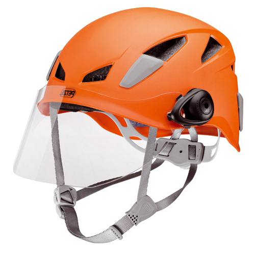 Petzl Altios Shield View