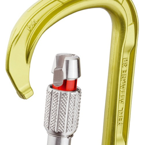 Petzl Attache 3D Full View