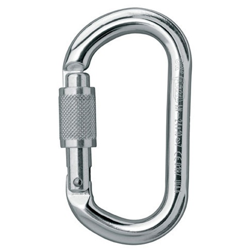 Petzl OK Screwlock Full View