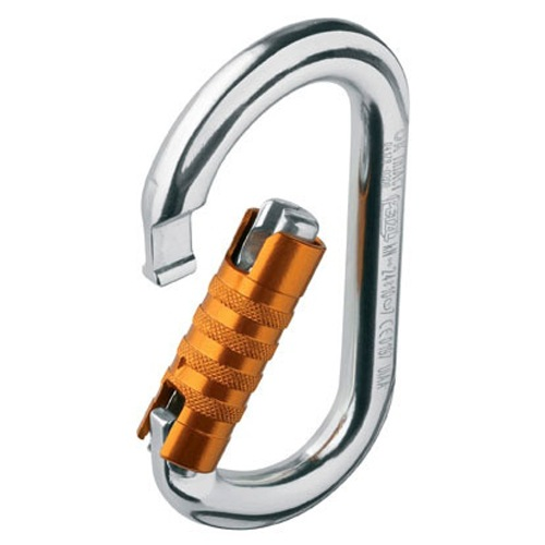 Petzl OK Triact Lock Full View