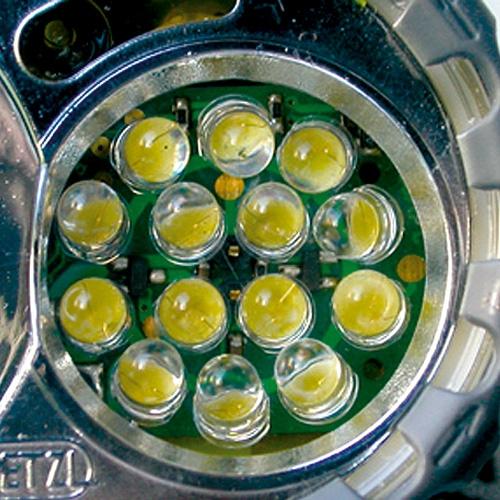 Petzl Spelios LED Closeup