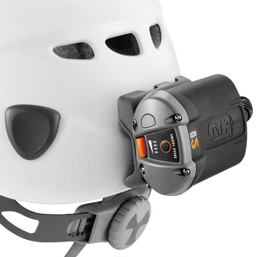 Petzl Trios Back View