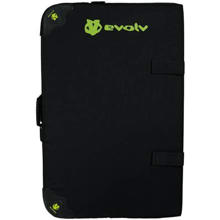 Evolve Iceman Crash Pad (Lime)
