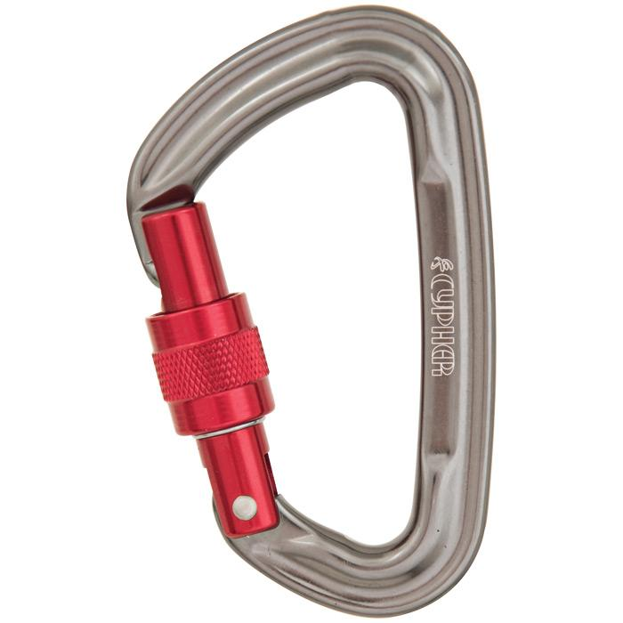 Cypher Firefly II Screw Gate Carabiner