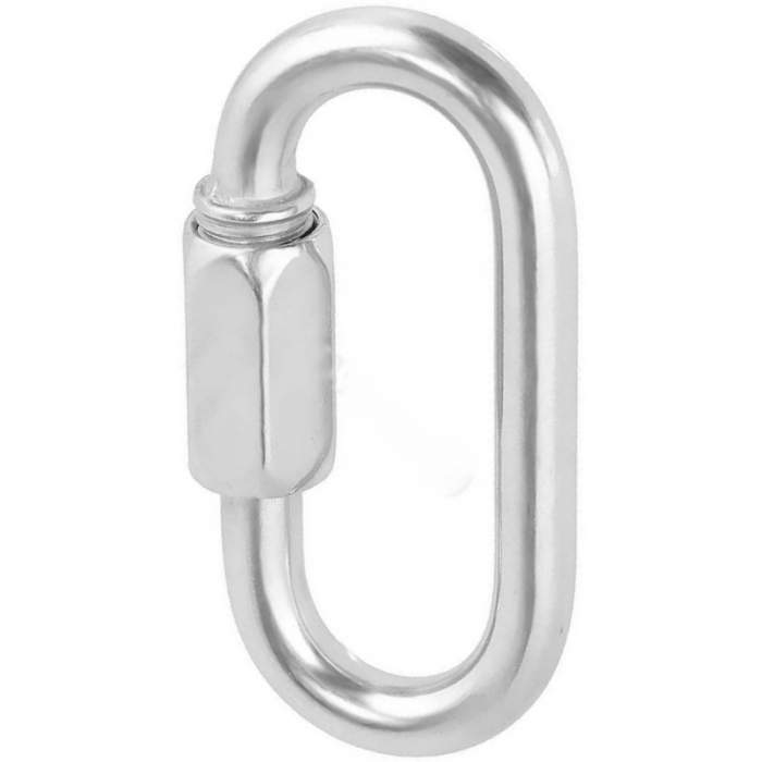 Gipfel Stainless Steel M8 Oval Link