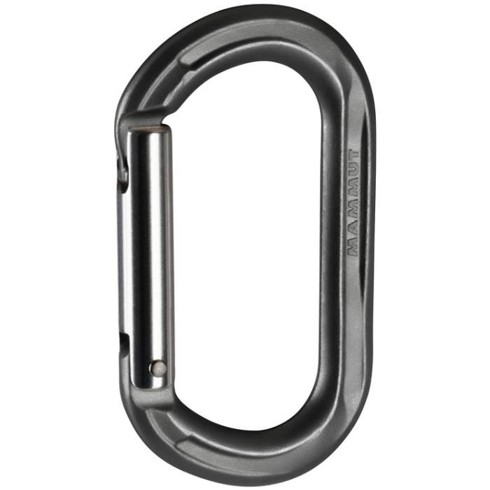Mammut Wall Micro Oval Straight Gate