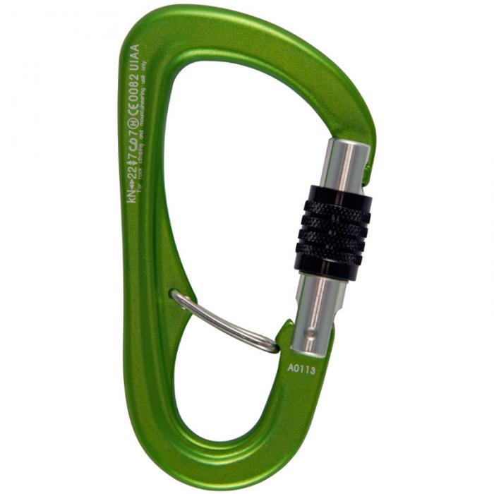 Metolius GateKeeper - Locking Belay/Rappel Carabiner