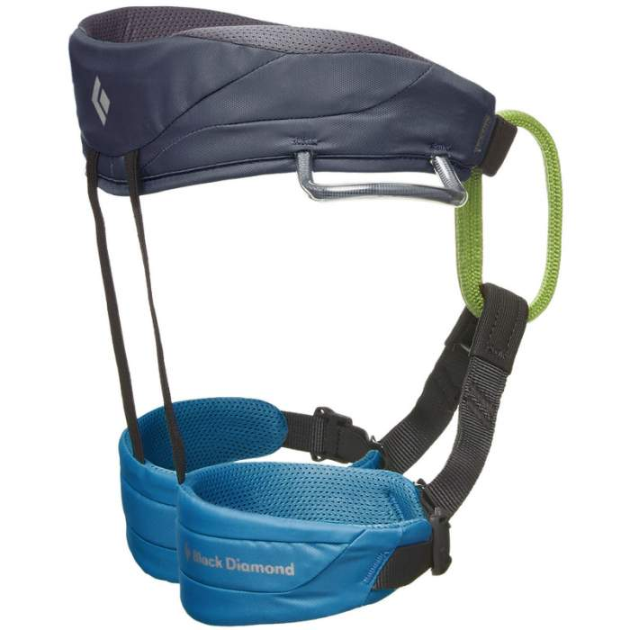 Black Diamond Momentum Kids Harness