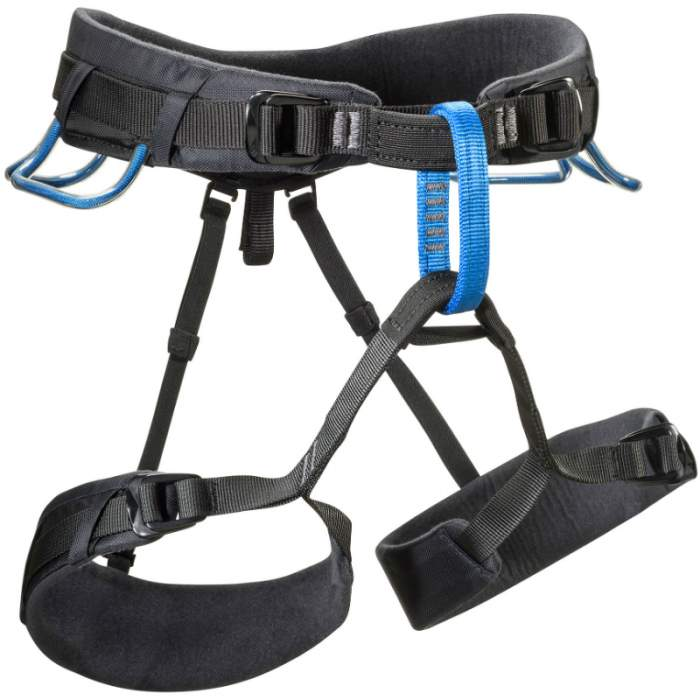 Black Diamond Momentum DS Harness Front View