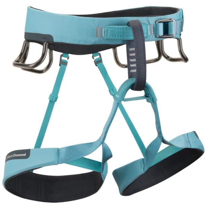 Black Diamond Aura Rock Climbing Harness