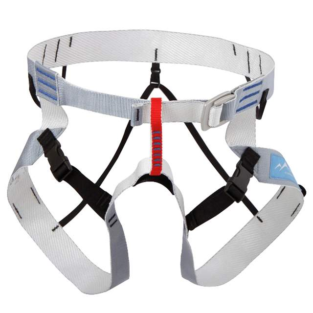 Blue Ice Choucas Climbing Harness Front View