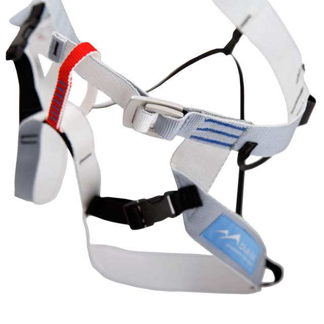 Blue Ice Choucas Climbing Harness Side View