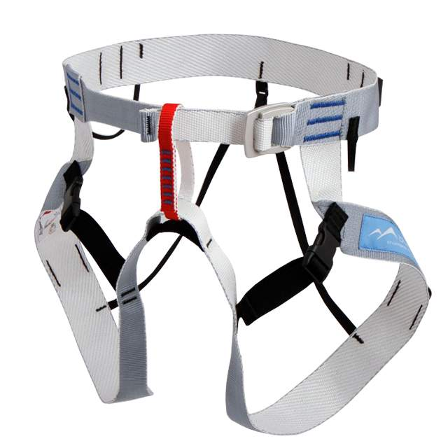 Blue Ice Choucas Climbing Harness Full View