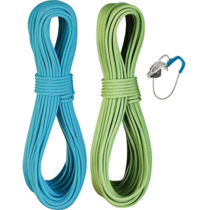 Edelrid 6.9mm Flycatcher Blue/Green