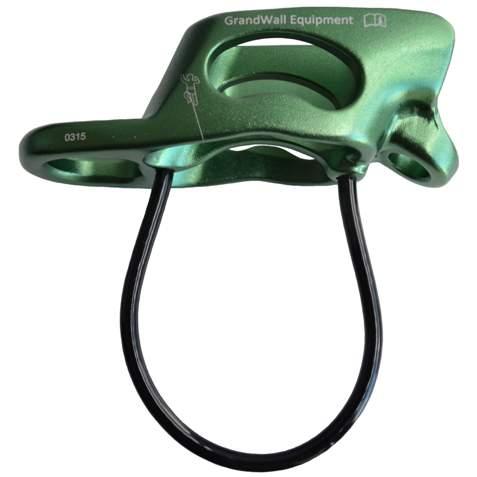 GrandWall Gimli Belay Device Green